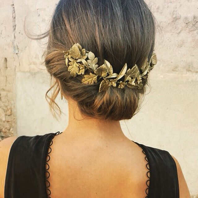 tiara dorada hojas | tocados | pinterest | tiaras, peinados y