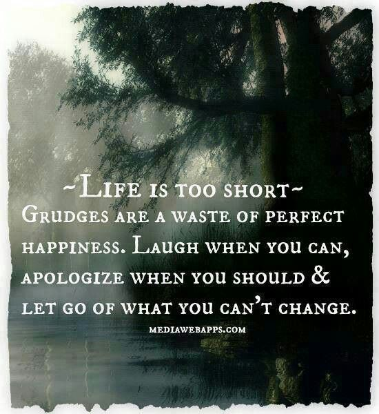 Just live life.