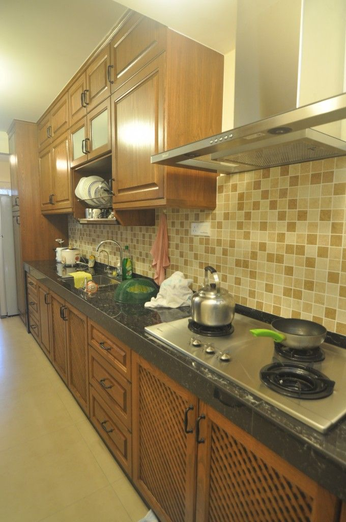 Classic Kitchen Cabinet Design (With images) | Classic ...