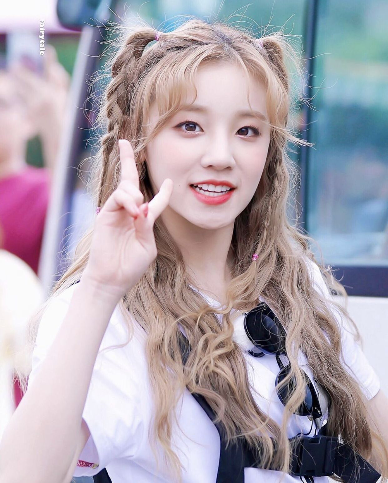 G Idle Yuqi Hair Styles Kpop Hair Korean Hairstyle