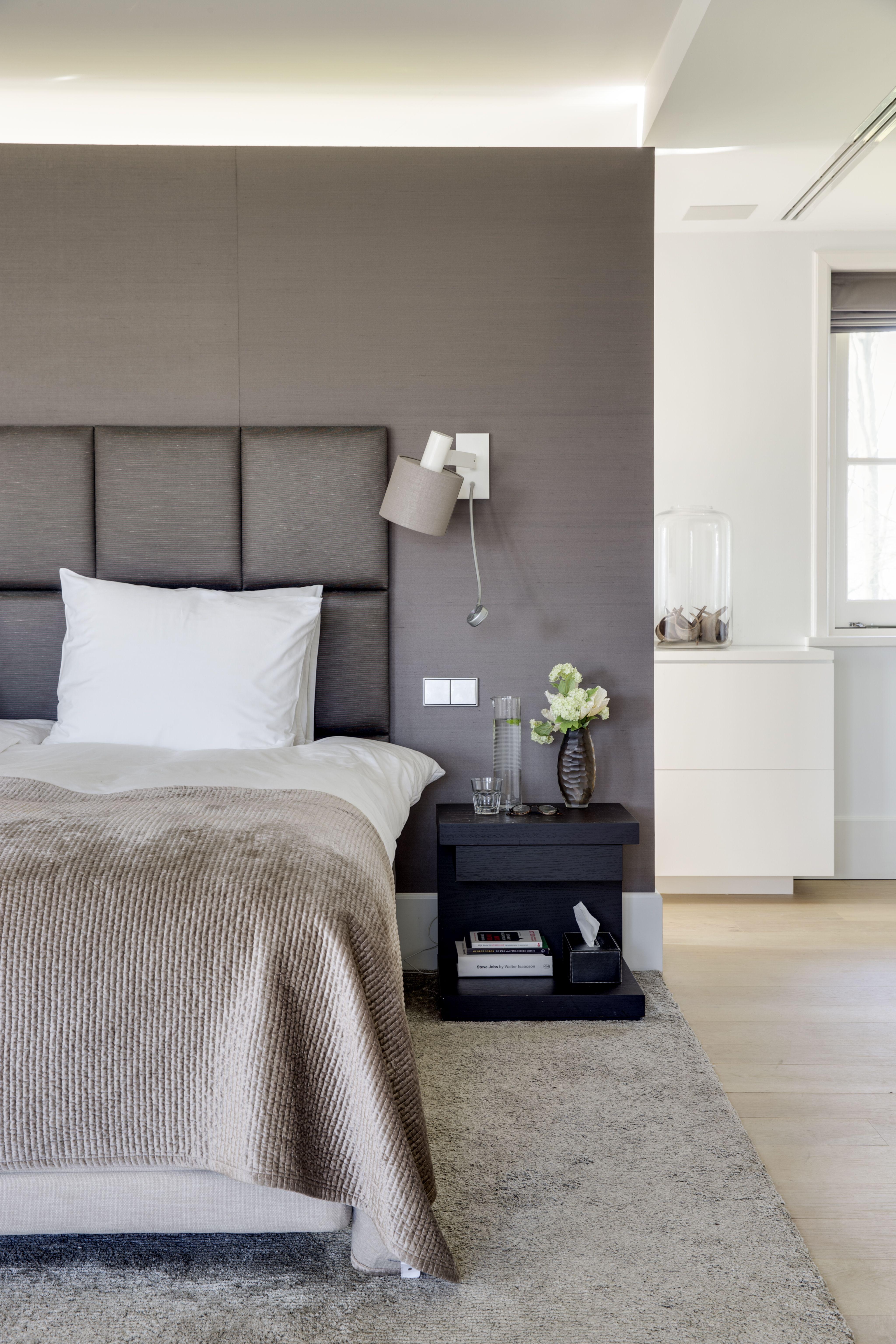 Bedroom  Clairz interior design Bedroom headboard master bed