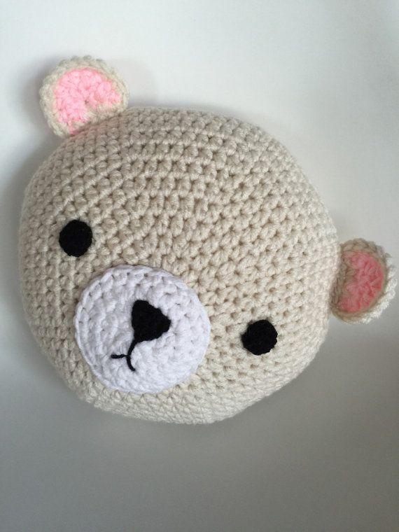Crochet Polar Bear | Animales amigurimis | Croché, Ganchillo y ...