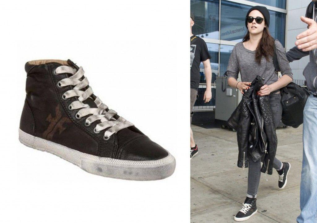Kristen stewart, Shoes, Sneakers