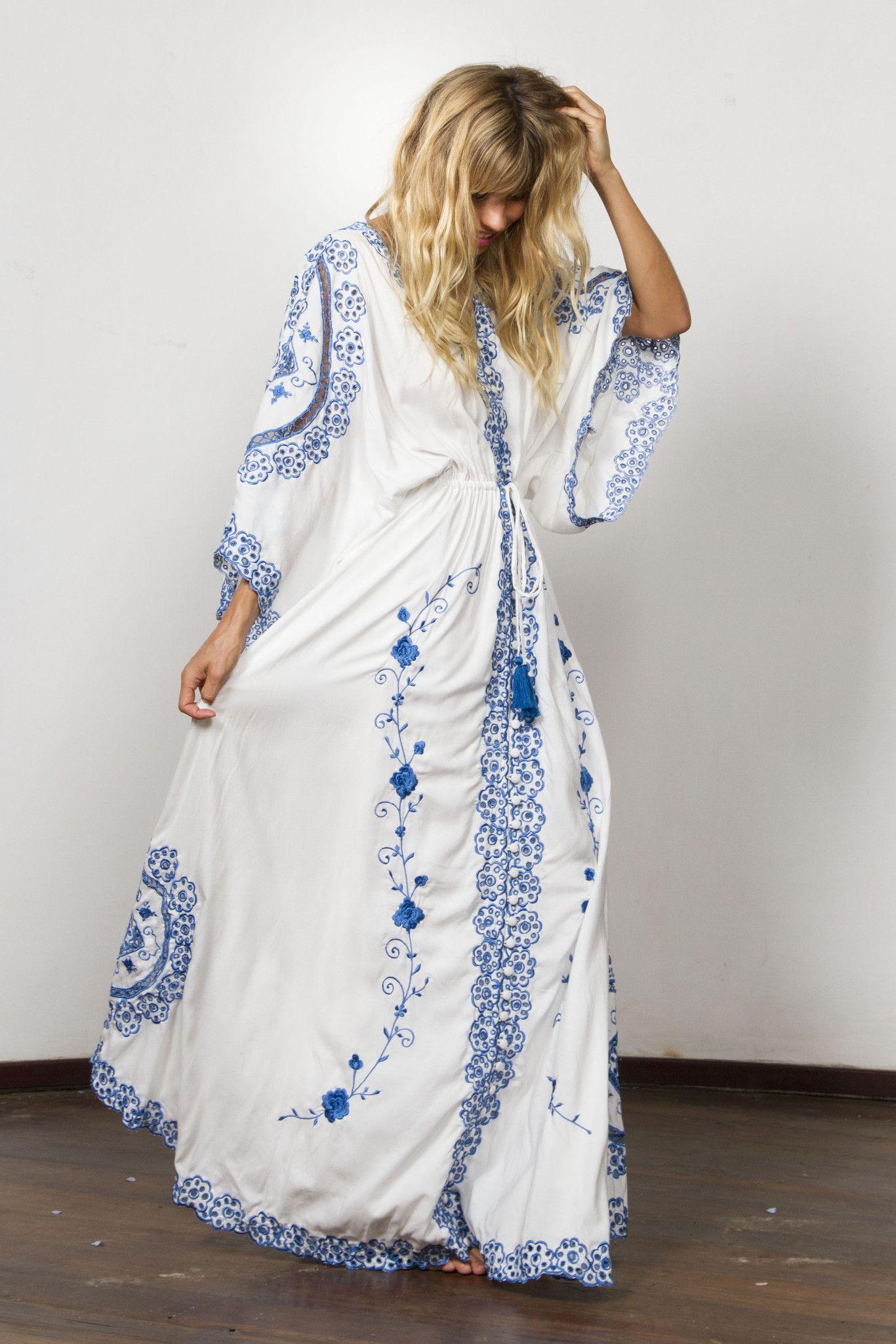 9699669d5464a cleo' duster - royal blue | Bridesmaids | Maternity dresses ...