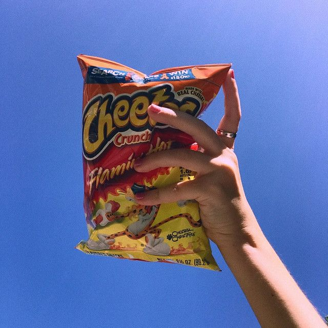 Photo of Flaming Hot Cheetos, a song by Clairo on Spotify