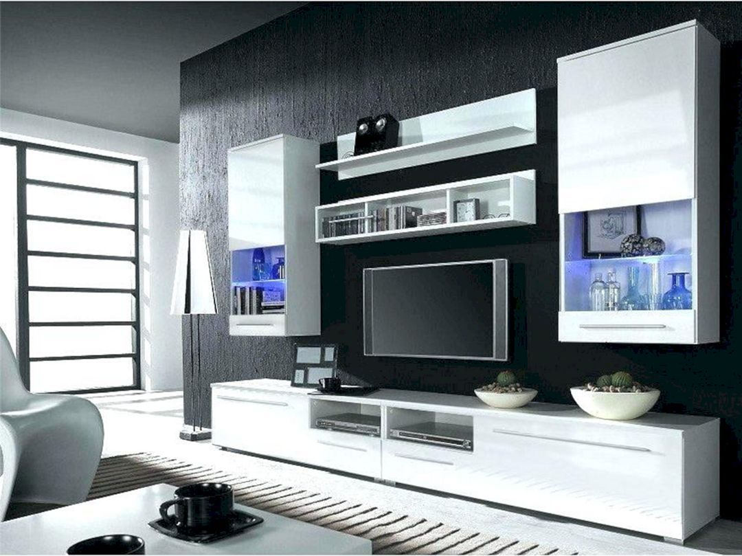10 Modern Home Entertainment Center Ideas For Inspiration Decor It S Modern Entertainment Center Modern Tv Wall Units Home Entertainment Centers