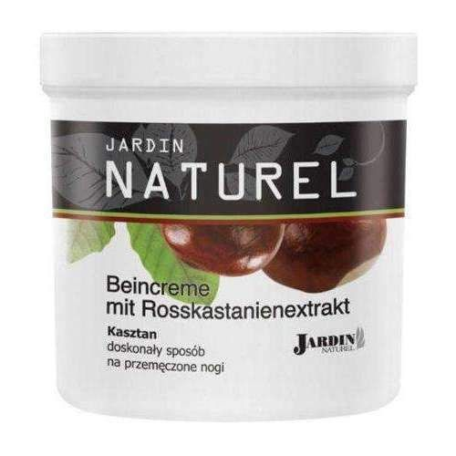 horse chestnut Jardin Naturel Leg cream with chestnut ...