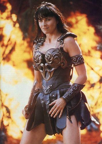Xena: Warrior Princess Photo: Xena - A Friend in Need