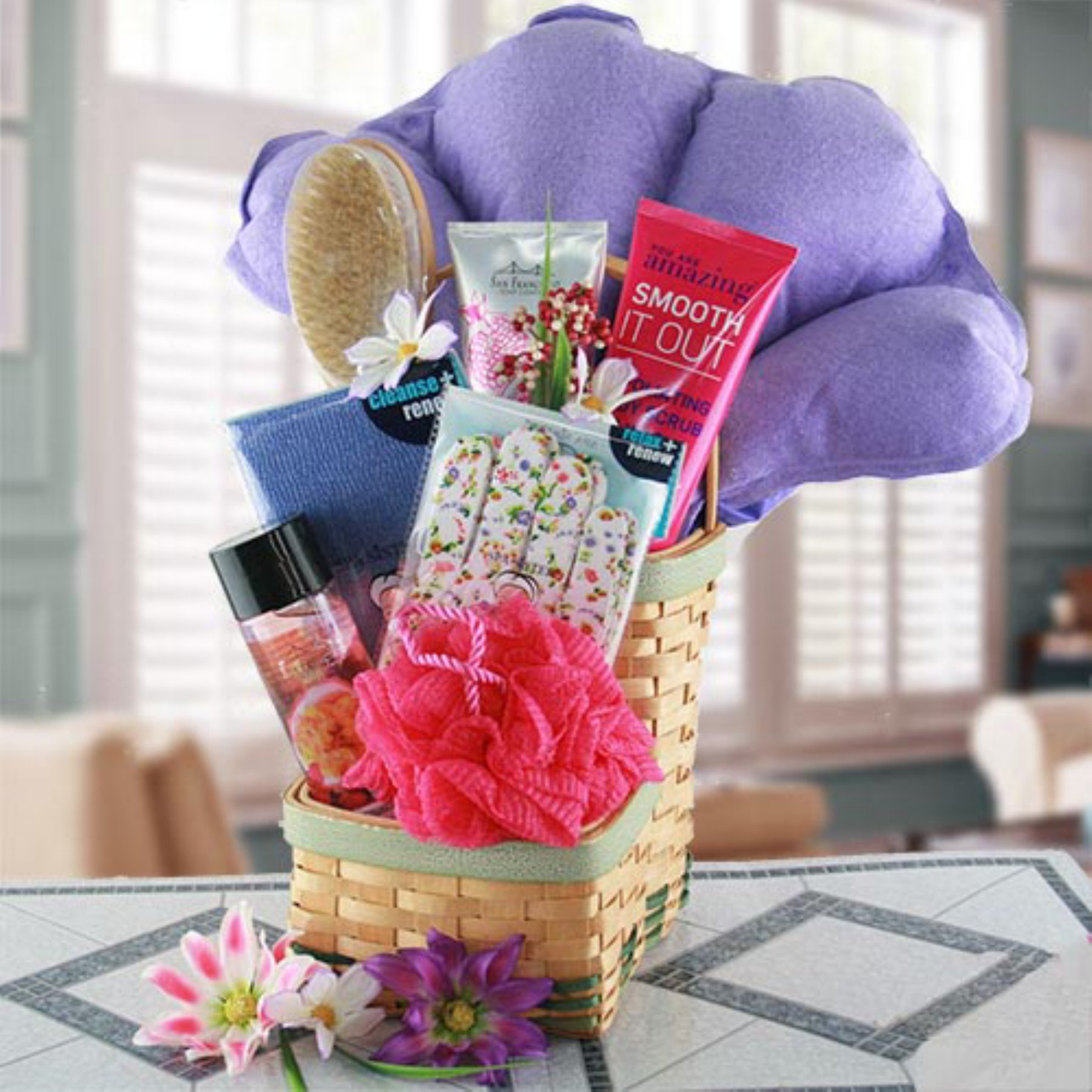 Design It Yourself Gift Baskets Moms Day Off Basket