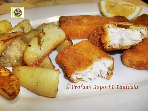 Pesce Persico Impanato Al Forno Ricetta Gastronomia Italiana