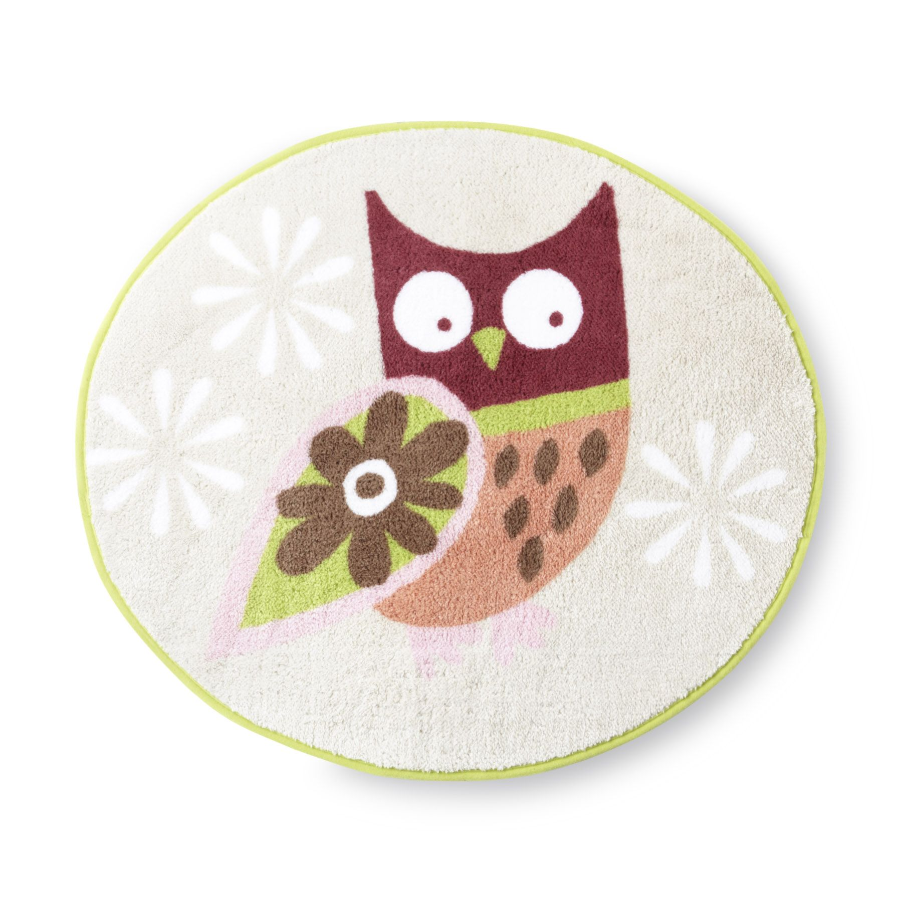 12 Outstanding Owl Bath Rug Inspiration For You