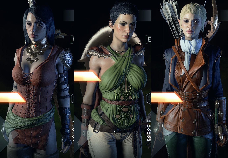 Моды на игру Dragon Age Inquisition