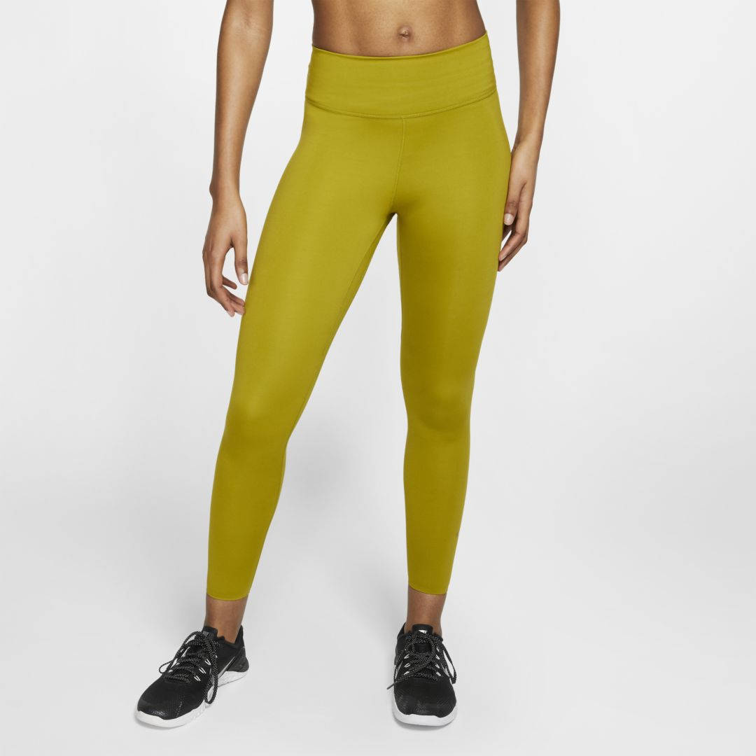 ec27fa07212dbf Nike One Luxe Women's 7/8 Tights Size XL (Moss) in 2019 | Products ...