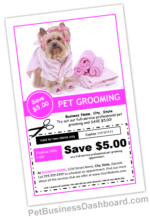 Dog Grooming Business Templates                                                                                                                                                                                 More