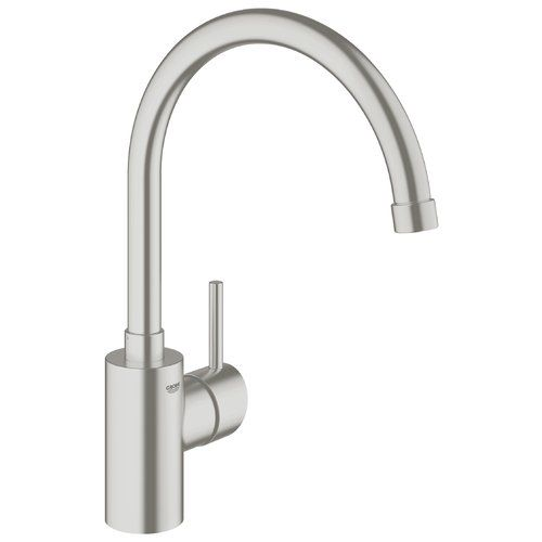 French Cross Double Handle Monobloc Mixer Tap Sink Grohe