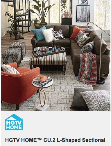 Custom Furniture At Hgtv Home Design Studio By Bassett In Des