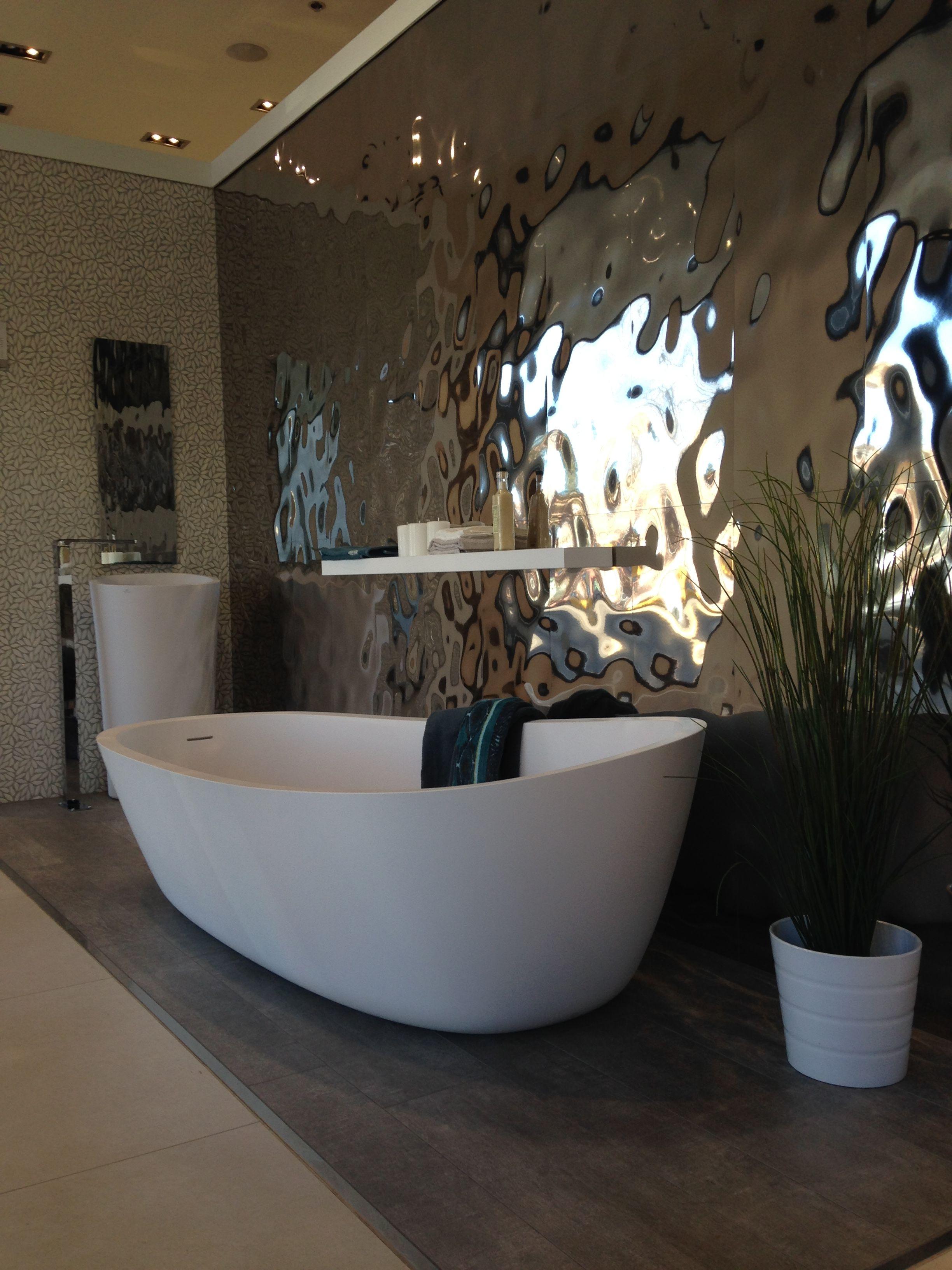 3d models bathroom accessories ceramic tiles venis artis - Multi Medium Porcelanosa Metal Effect Tile