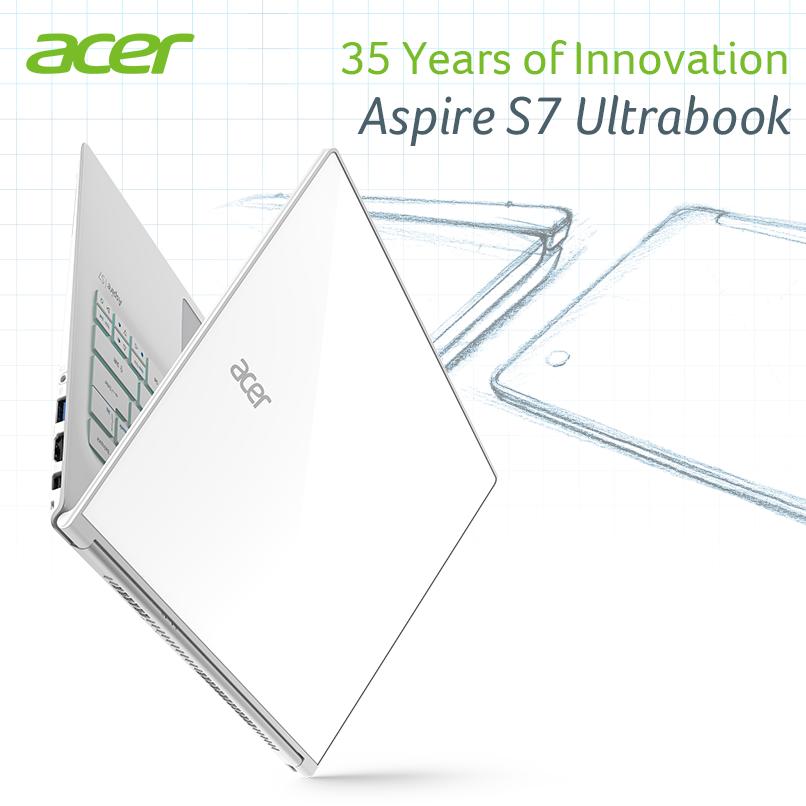#ultrabook #aspires7 #acer #hightech