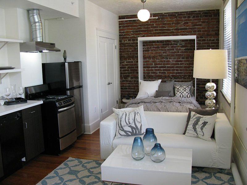 4 apartamentos com menos de 35 metros quadrados para voc for Sala de 9 metros quadrados