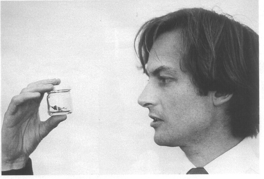 Why do some people think that Dawkins is a genius (or even a bright scientist)?