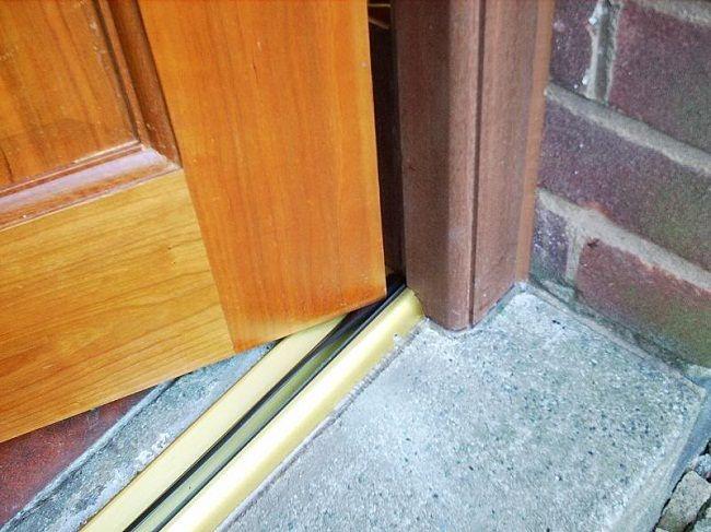 external door threshold bars | Door Designs Plans