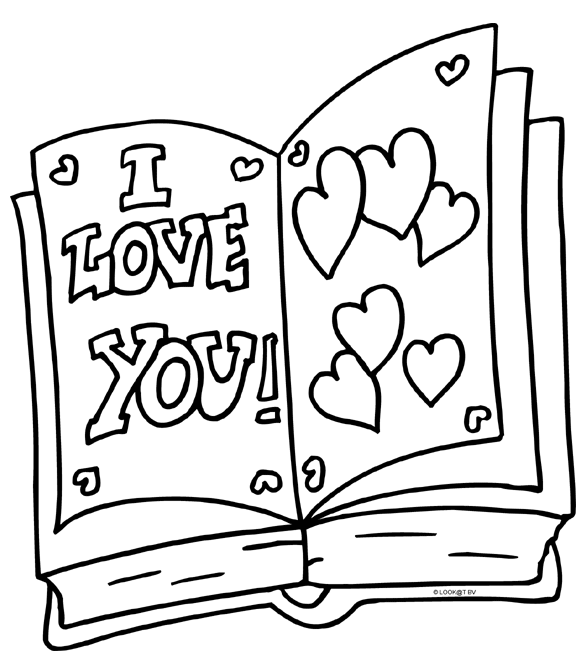 i you valentijn kleurplaten