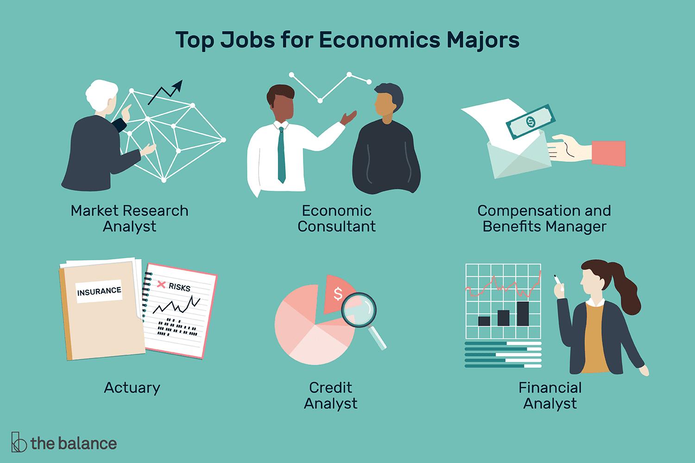 10 Jobs for Economics Degree Majors Economics
