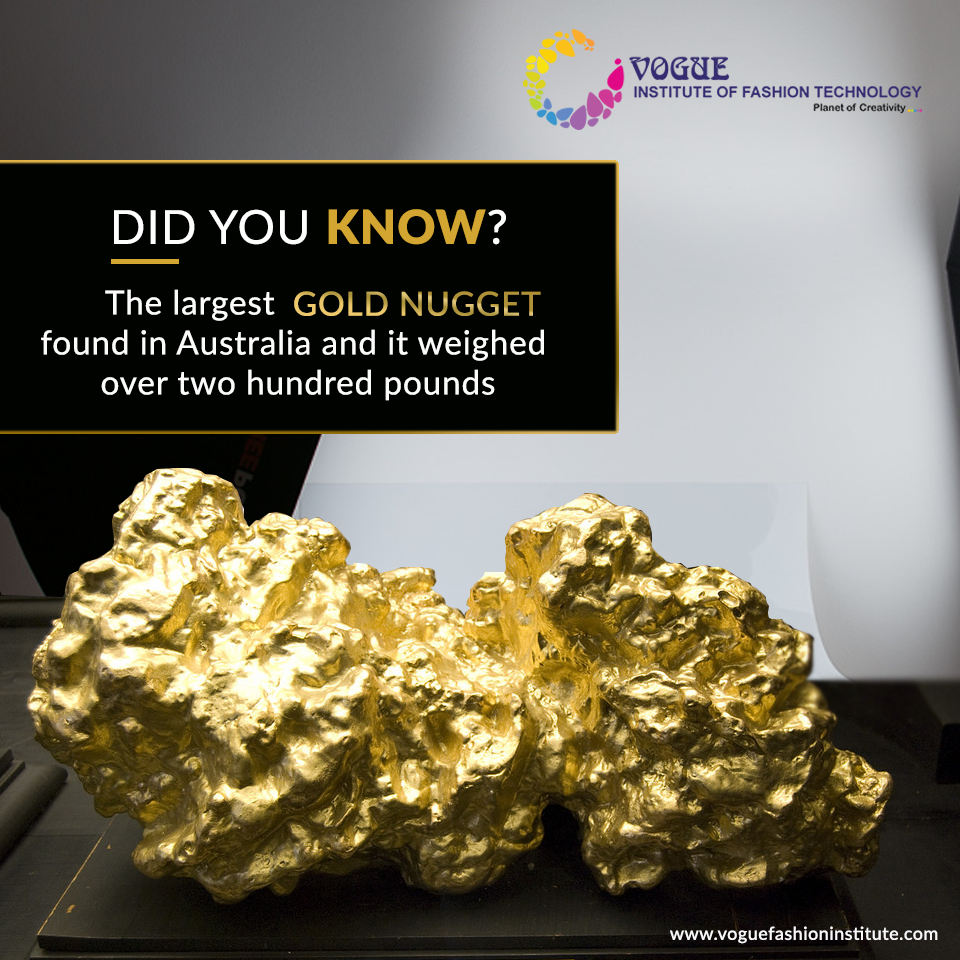 A Gold Nugget Is A Naturally Occurring Piece Of Native Gold The Biggest Gold Nugget Welcome Strange Art And Design Colleges Technology Fashion College Design