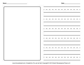 creative storytelling for kids blank writing templates pinterest