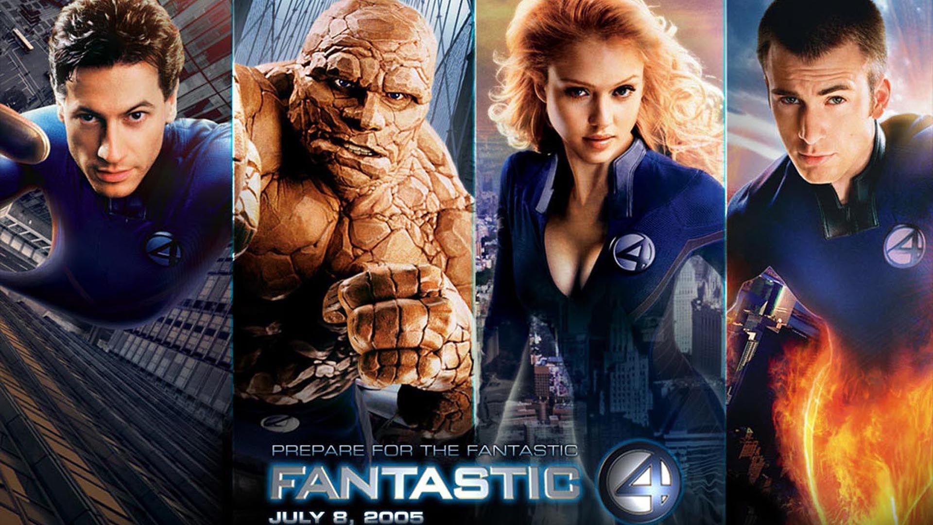 Fantastic 4 Wallpapers Wallpaper Cave Fantastic Four Movie Fantastic Four Bloopers