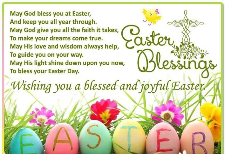 Pin by Lisa Epping on Easter | Happy easter wishes, Happy ...