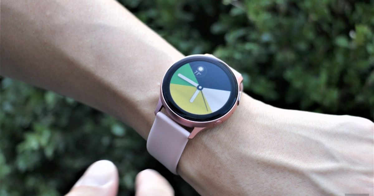 Save 50 On Samsung S Galaxy Watch Active 2 Ahead Of Black Friday Latest Smartwatch Samsung Samsung Watches