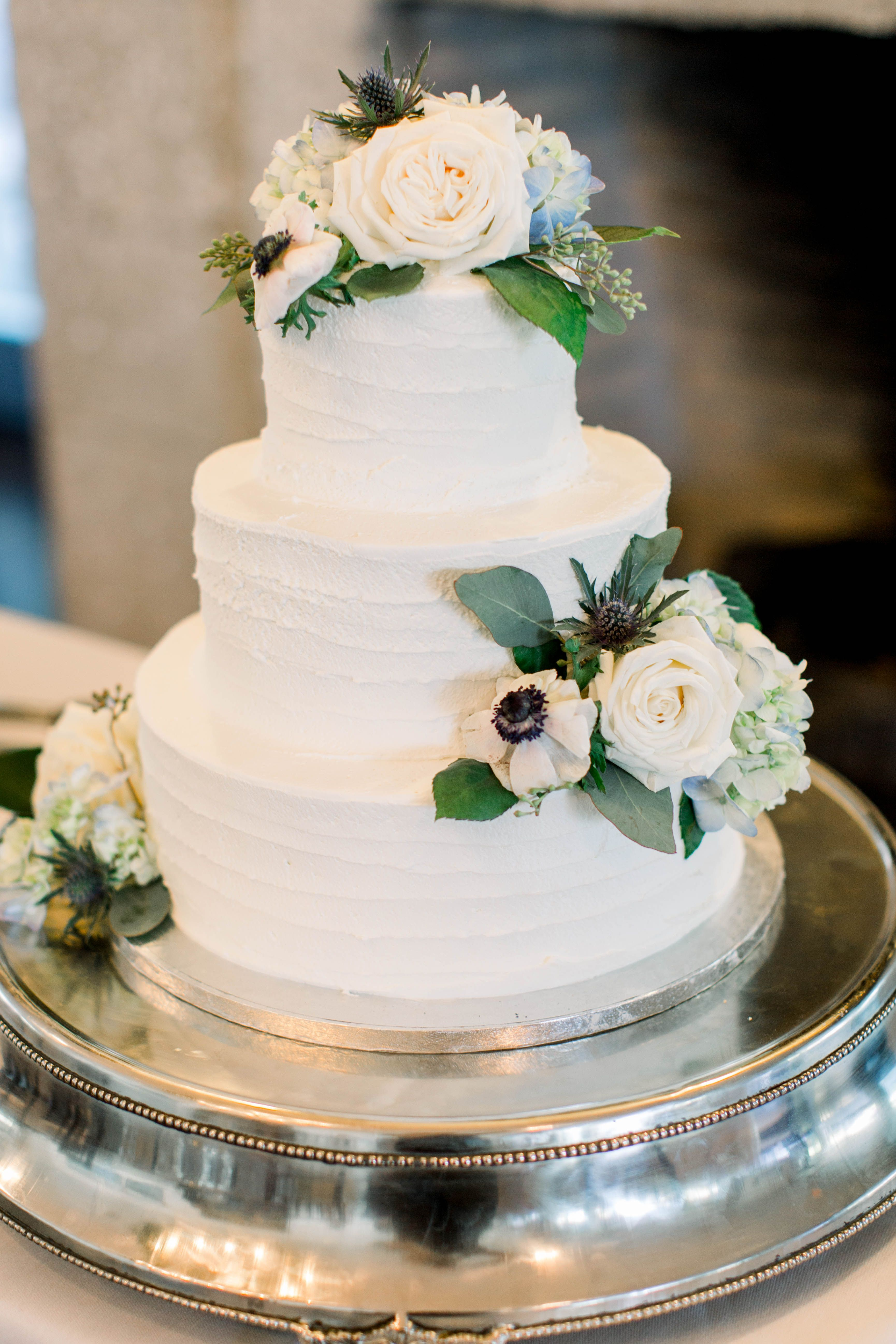 Buttercream Cake Wedding Cakes With Flowers Boho Wedding Cake Beach Wedding Cake