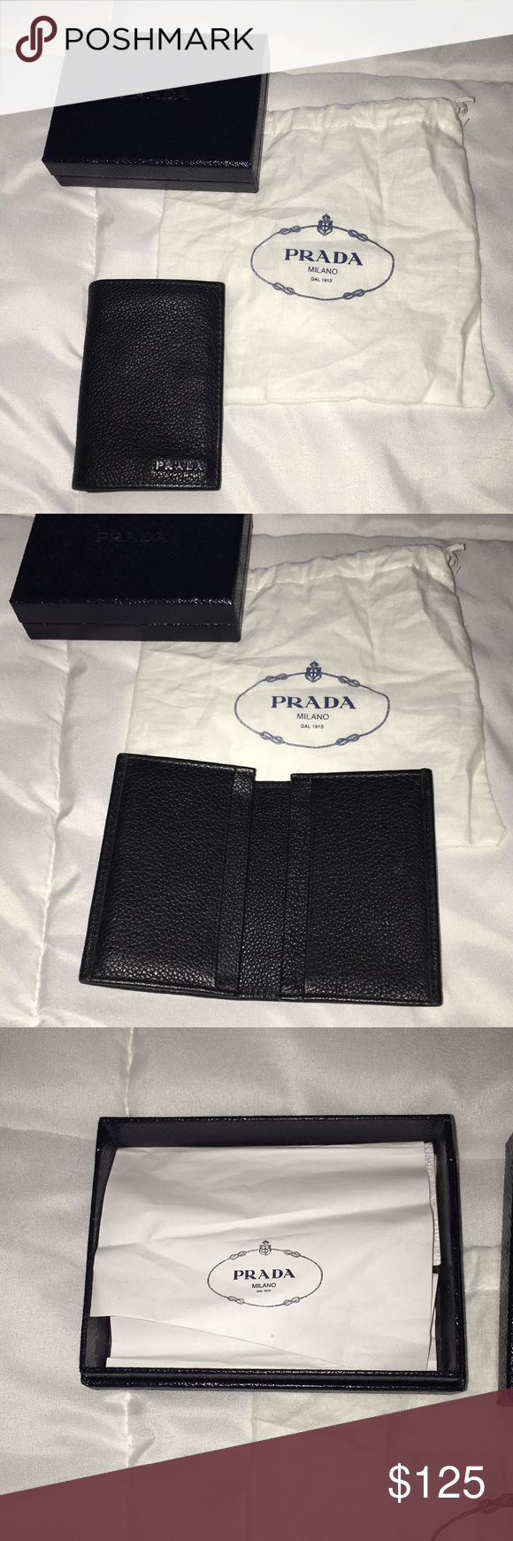 Prada business card holder | Business card holders, Business and ...