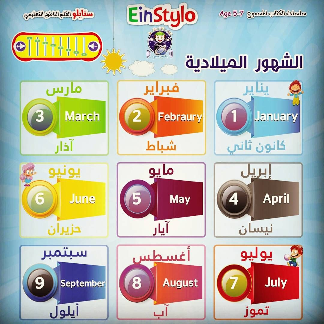 Einstylo On Instagram Enjoy Learning With Einstylo Fun To Learn Learning Education Smarties Smart Arabic Lessons Learning Education