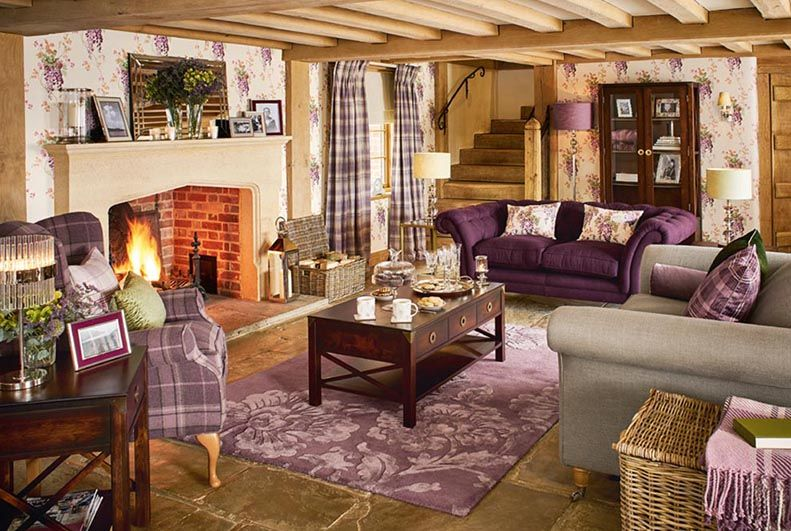 Our Aw17 Home Collection Wisteria Lodge Laura Ashley Laura Ashley Living Room Beige Living Rooms Beige Living Room Decor Most popular cottage family roomideas