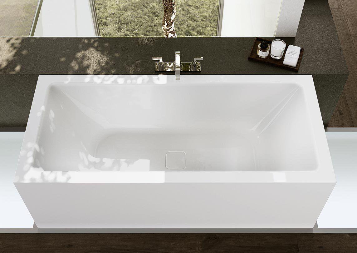 Neue Meisterstucke Kaldewei Wannen Mit Zwei Und Dreiseitiger Emaillierter Verkleidung Kaldewei Badewanne Kaldewei Kleines Bad Badewanne