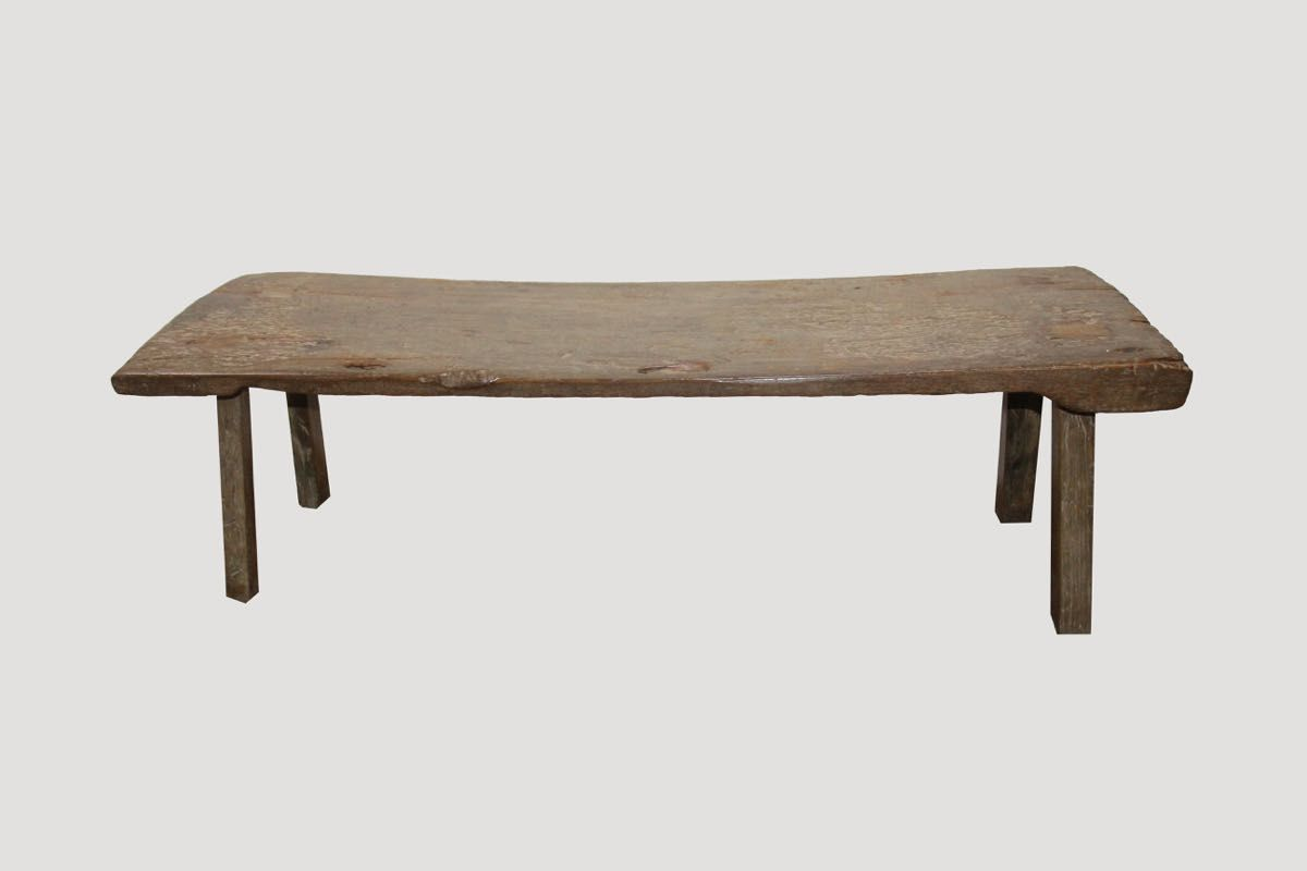 Antique Bench Coffee Table Lawb4 Antique Bench Bench Table