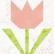 Pin by leslie heflin on paper piecing pinterest paper piecing tulips paper pieced craftsy mightylinksfo