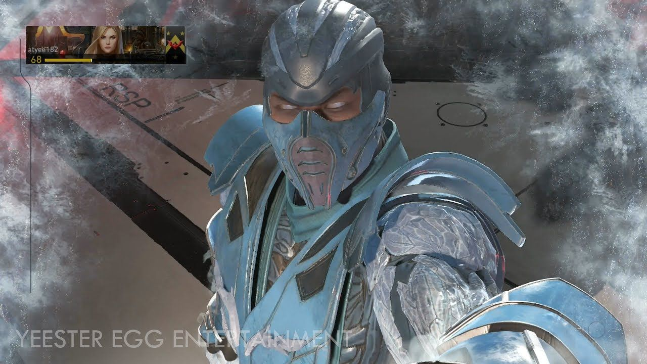 Injustice 2 Sub Zero Character Ending Shattering Souls Multiverse Hi Injustice Injustice 2 Character