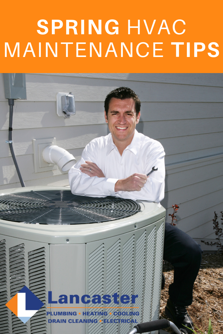 Spring Hvac Maintenance Tips Hvac Maintenance Hvac Hvac System