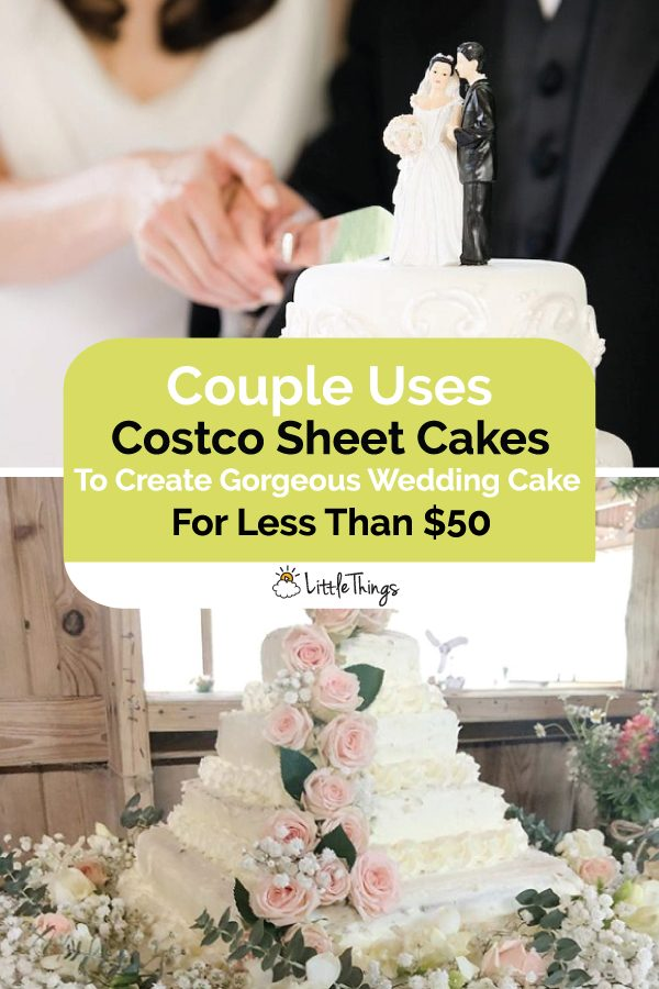 Frugal Couple Uses Costco Sheet Cakes To Create