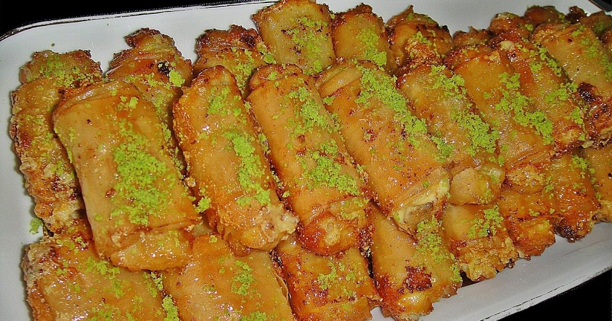 Znood Al Sit زنود الست Does Not Translate Too Prettily Into English Recipes Food Middle East Food
