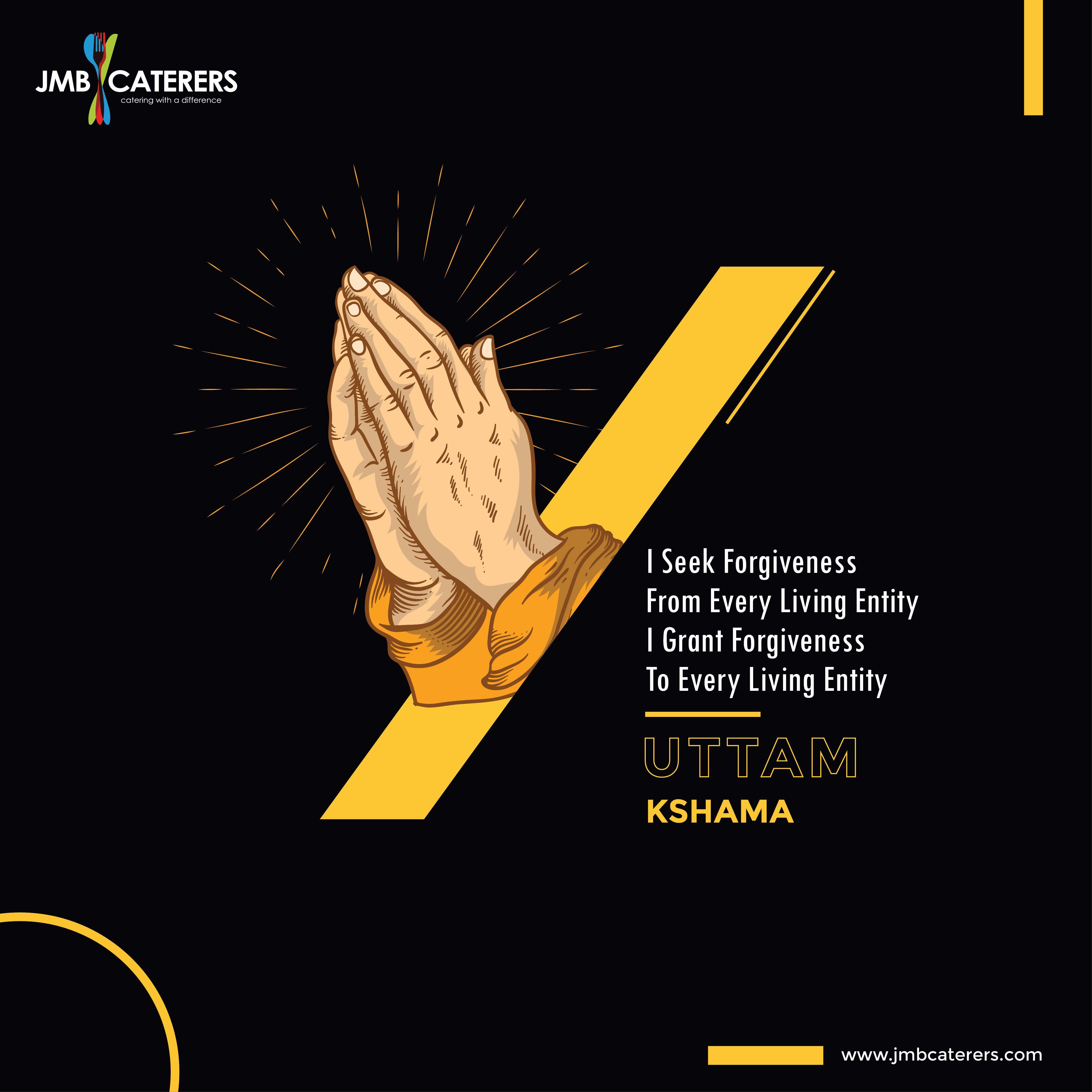 Uttam Kshama Forgiveness Jainism Jain