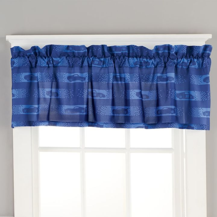Jumping Beans Disney Pixar Cars 3 Window Valance By
