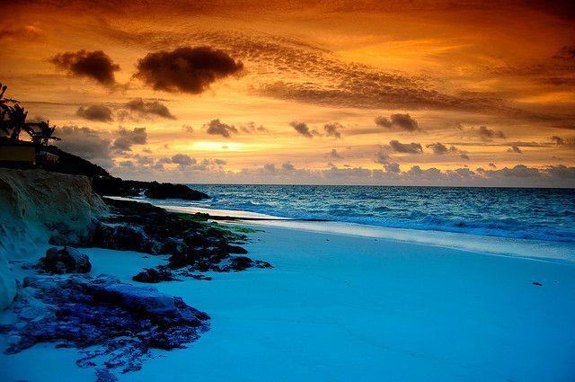 Elbow Beach Bermuda Sunrise