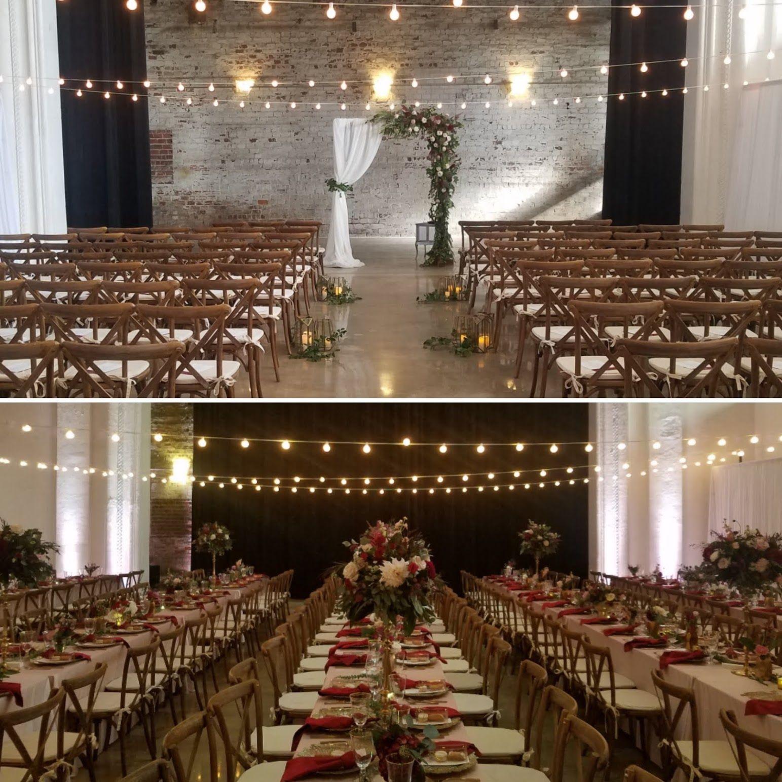 #wedding #ceremony #reception #flipped #roomflip #venue