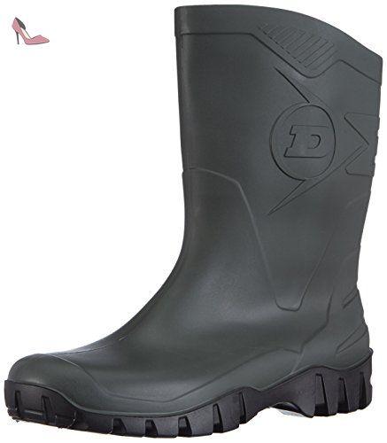 38 EU Vert Green Bottes de s/écurit/é Mixte adulte Dunlop Protective Footwear Protomastor