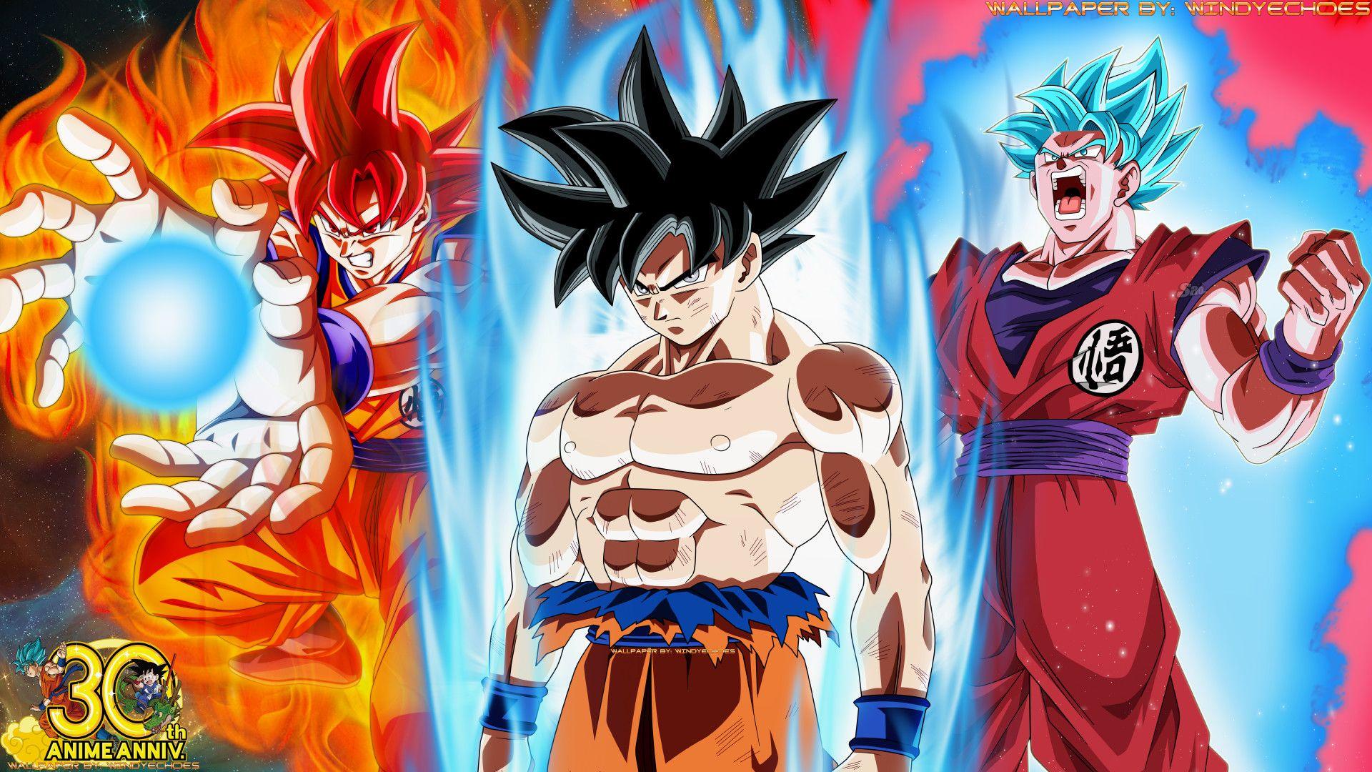 Best Of 1080p Goku Super Saiyan God Wallpaper Hd Photos