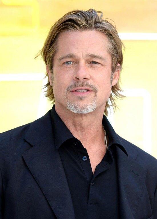London Premiere Brad Pitt Hair Brad Pitt Brad Pitt Pictures
